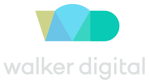 Walker Digital Website Design